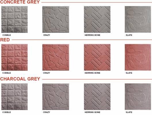 Thread: Garden Tiles