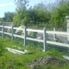 3 rail ranch fencing