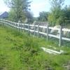 3 rail ranch fencing