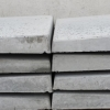 Feathered edge wall capping