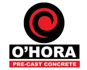 Logo of O' Hora Pre-Cast Concrete | The Concrete Solution, Ireland